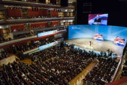 Conservative Party Conference 2012 Symphony Hall Credit Jason Sheldon 3160