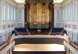 Town Hall Birmingham Interior Credit Mike Gutteridge Web