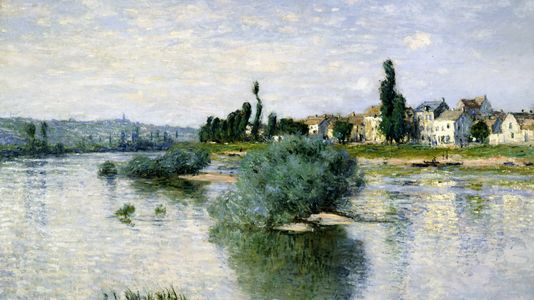 Monet Lavacourt.