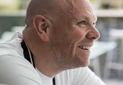Tom Kerridge Cristian Barnett