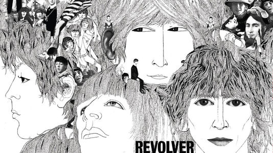 The Beatles  Revolver By Felipemuve D6Bxsyy