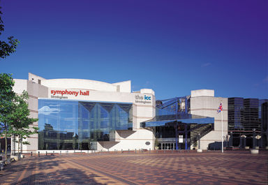 Symphony Hall Classic External Credit Mike Gutteridge