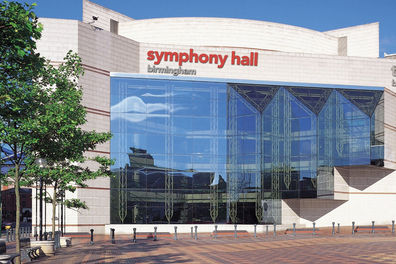 Symphony Hall Classic External Cropped Credit Mike Gutteridge