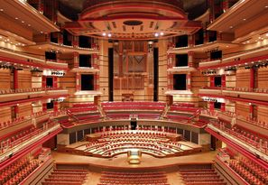 Symphony Hall Classic Internal Large Credit Mike Gutteridge