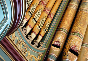 Town Hall Organ Credit Mike Gutteridge 2007 7A Dsc 0156