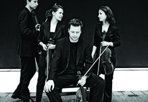 27 March Armida Quartet C Felix Broede