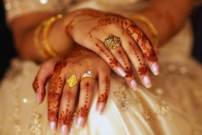 Asian Wedding 1