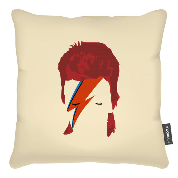 15 David Bowie Cushion