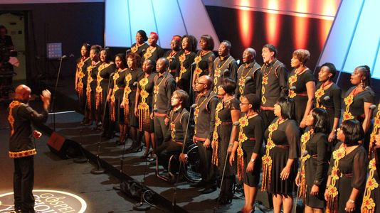 15 Dec Town Hall Gospel Choir 2