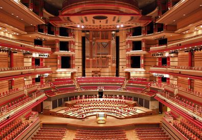 Symphony Hall Classic Internal Credit Mike Gutteridge